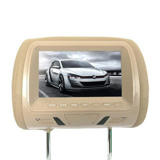 Samsung Car Headrest Video Players