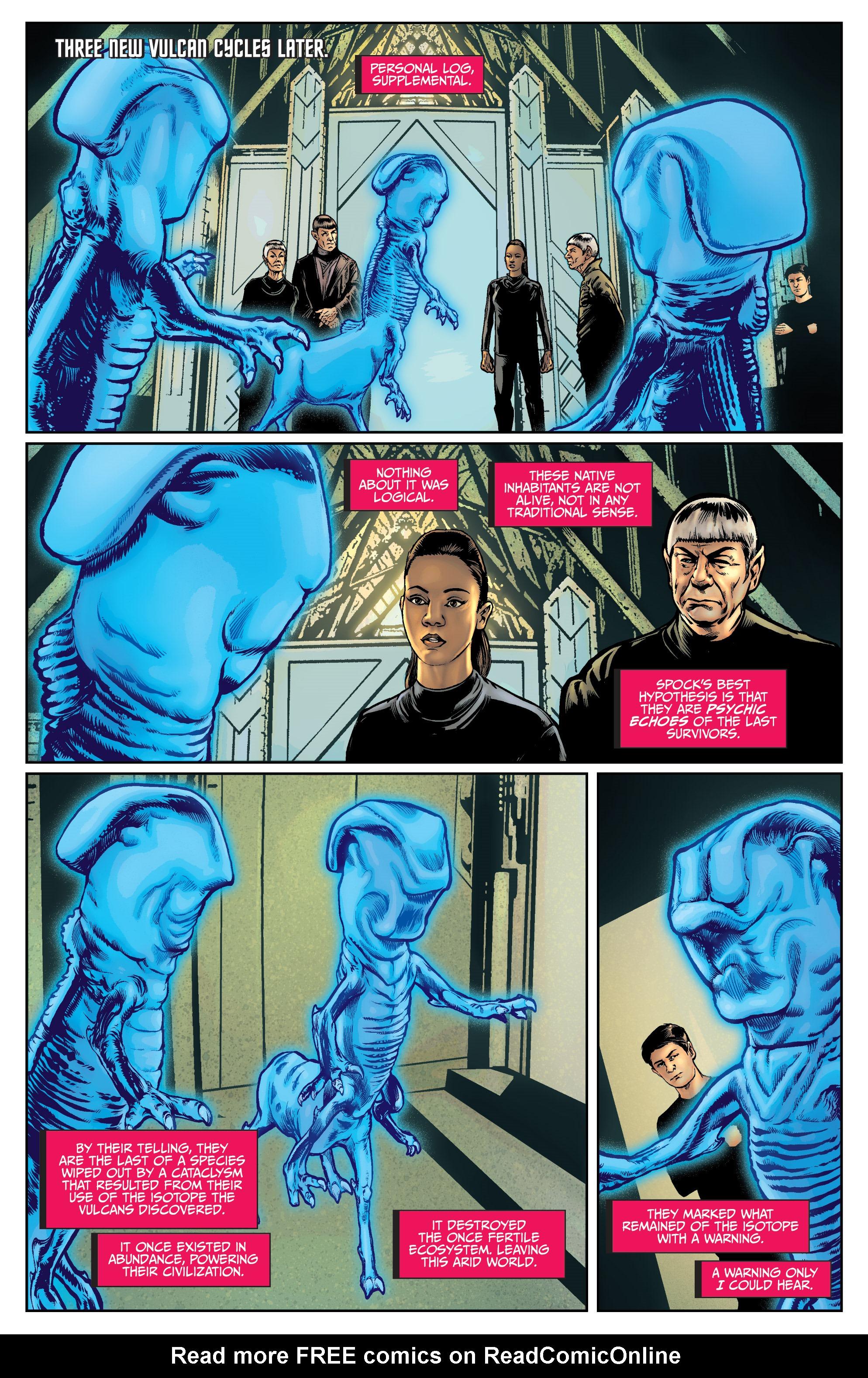 Read online Star Trek: Boldly Go comic -  Issue #9 - 20