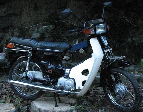 Motor Honda Astrea 800 Dan Review Harga Jual | pasar-harga ...