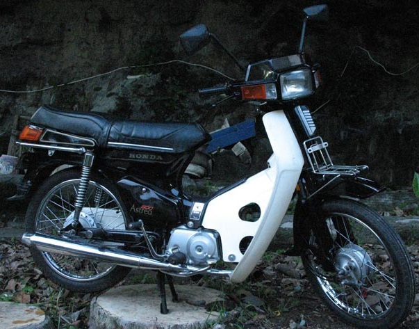 Motor Honda Astrea 800 Dan Review Harga Jual  Pasaran Harga