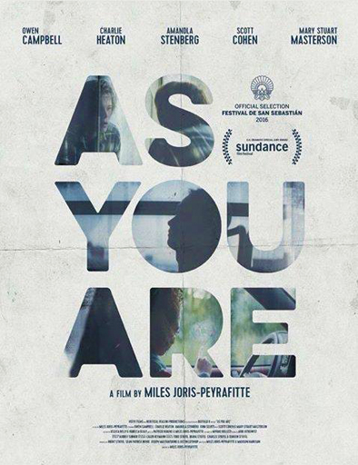 Ver As You Are (2016) Online