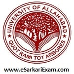 Allahabad Central University Entrance Admit Card