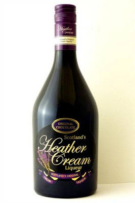 Heather cream Scotch Whisky Liqueur