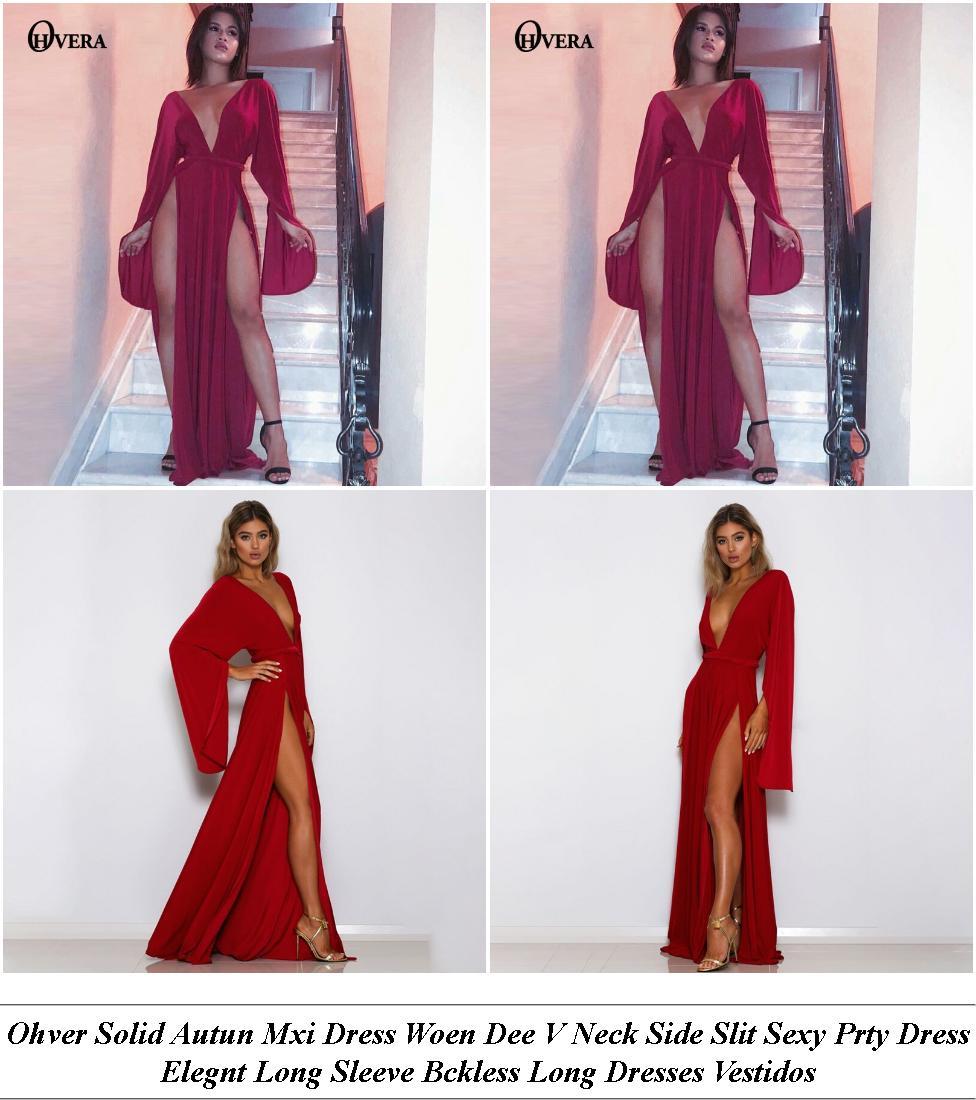 Party Dresses - Summer Sale - Denim Dress - Cheap Clothes Online Shop