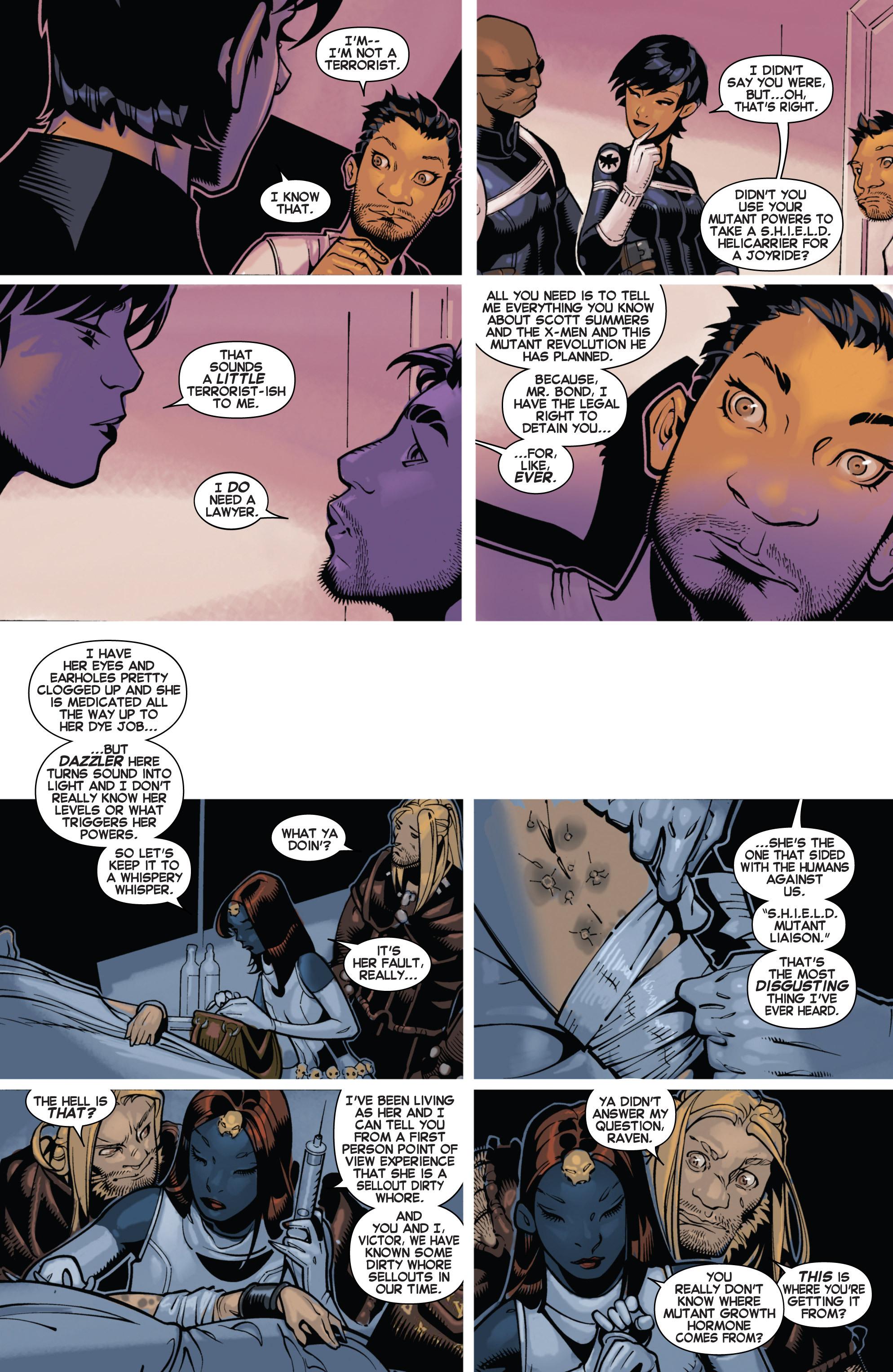 Read online Uncanny X-Men (2013) comic -  Issue # _TPB 4 - vs. S.H.I.E.L.D - 8