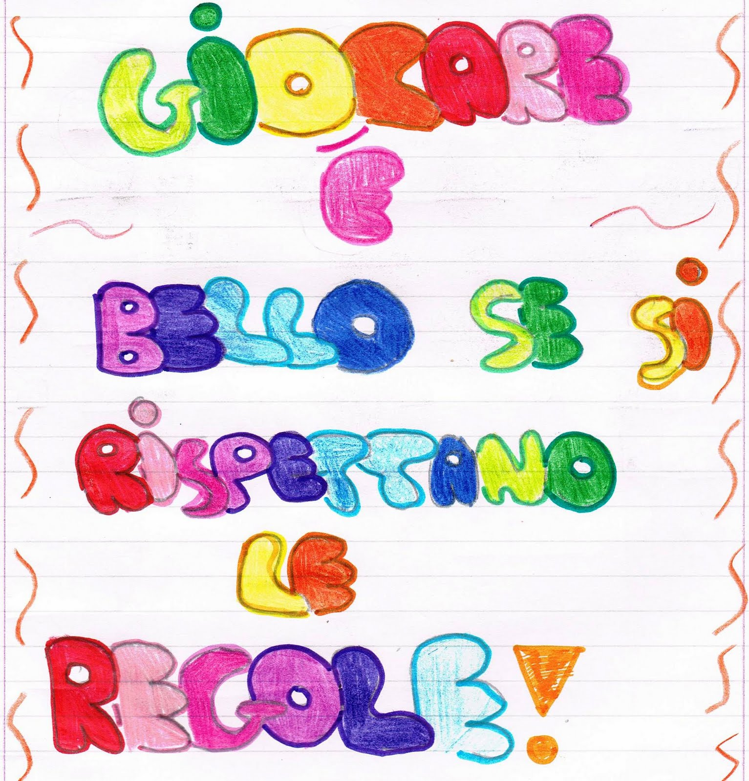 Primi giorni di scuola in classe quinta italiano for Cartelloni di carnevale scuola primaria
