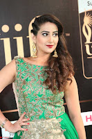 Manjusha in Beautiful Sleeveless Green Anarkali dress at IIFA Utsavam Awards 81.JPG