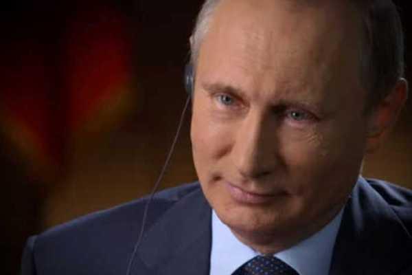 Teori Konspirasi Vladimir Putin