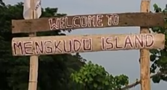 spot foto di pulau mengkudu