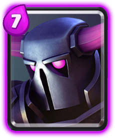 Carta P.E.K.K.A de Clash Royale - Cards Wiki