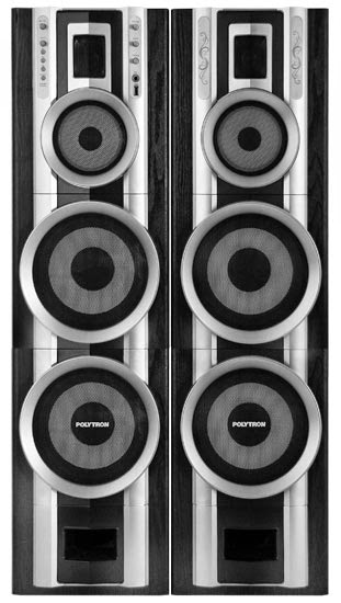Review:Polytron PAS 28,Watt Besar plus Double Woofer