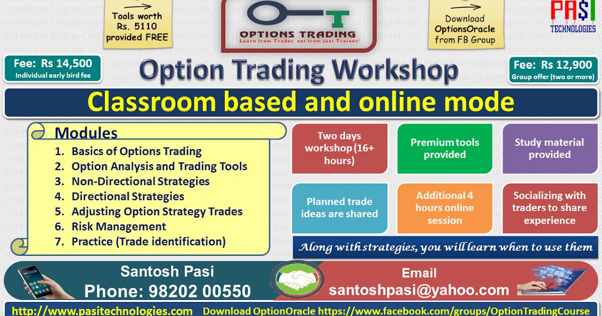 Option trading strategies australia