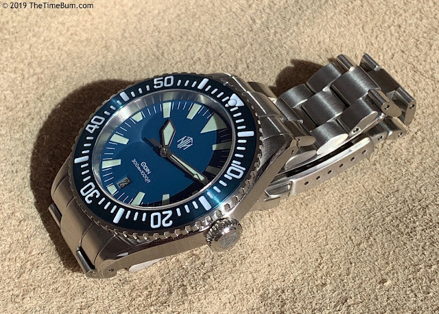 NTH Subs Odin blue