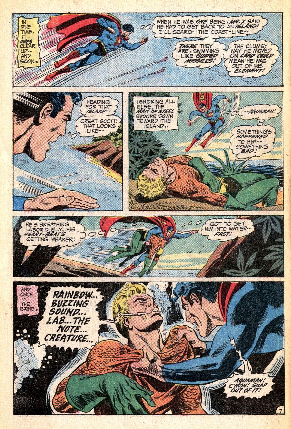 Read online World's Finest Comics comic -  Issue #203 - 10