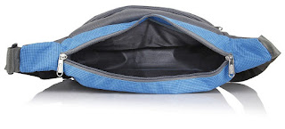 Bag-Age Messenger Sling Bag (Blue)