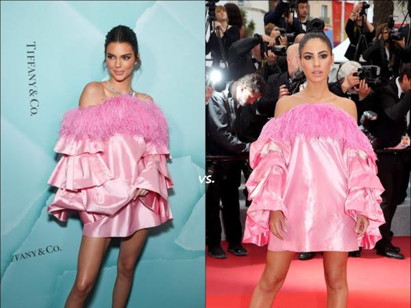 👗Kendall Jenner vs Giulia De Lellis