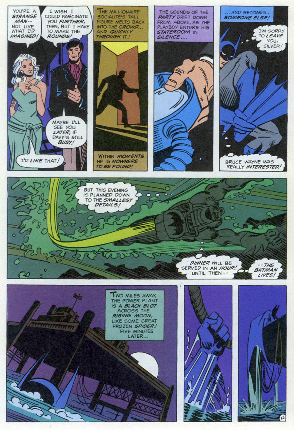 Read online Shadow of the Batman comic -  Issue #1 - 31