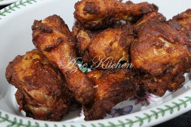 Ayam Goreng Berempah Istimewa