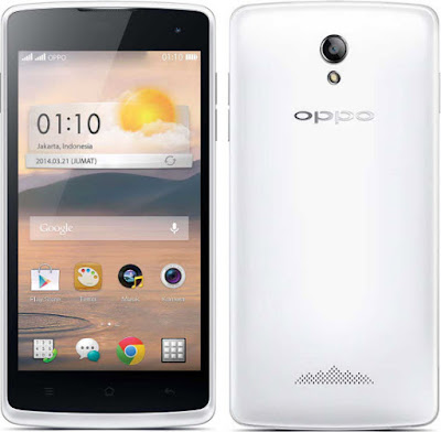 Oppo R2001 Yoyo Complete Specs and Features