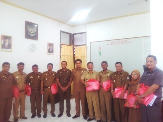 Dinas PMD Gelar Rapat, Pembagian Alokasi Dana Desa TA 2018