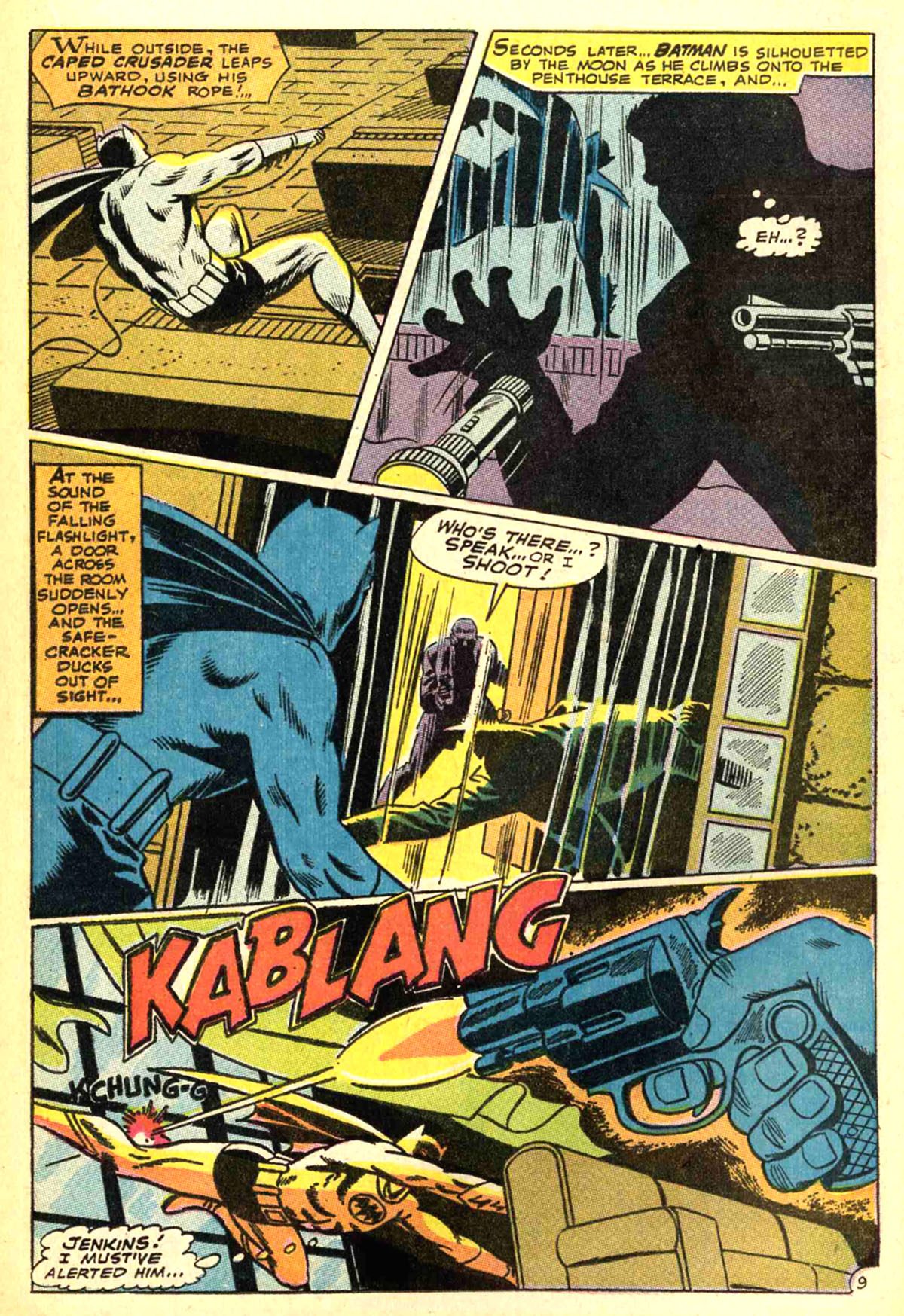 Detective Comics (1937) 380 Page 12