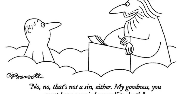 Christian's Blog: If God Exists It Has No Sense of Humour