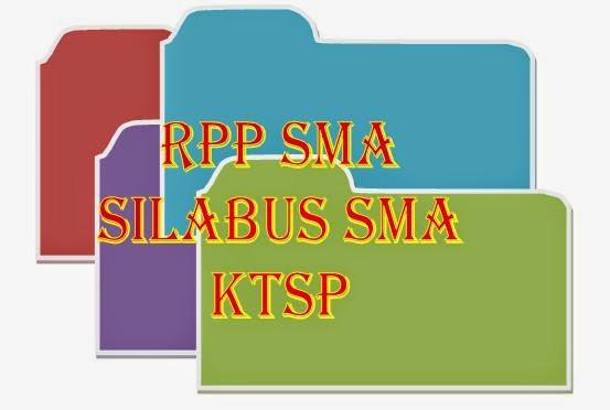 Contoh RPP SMA dan Silabus SMA Standar KTSP Lengkap