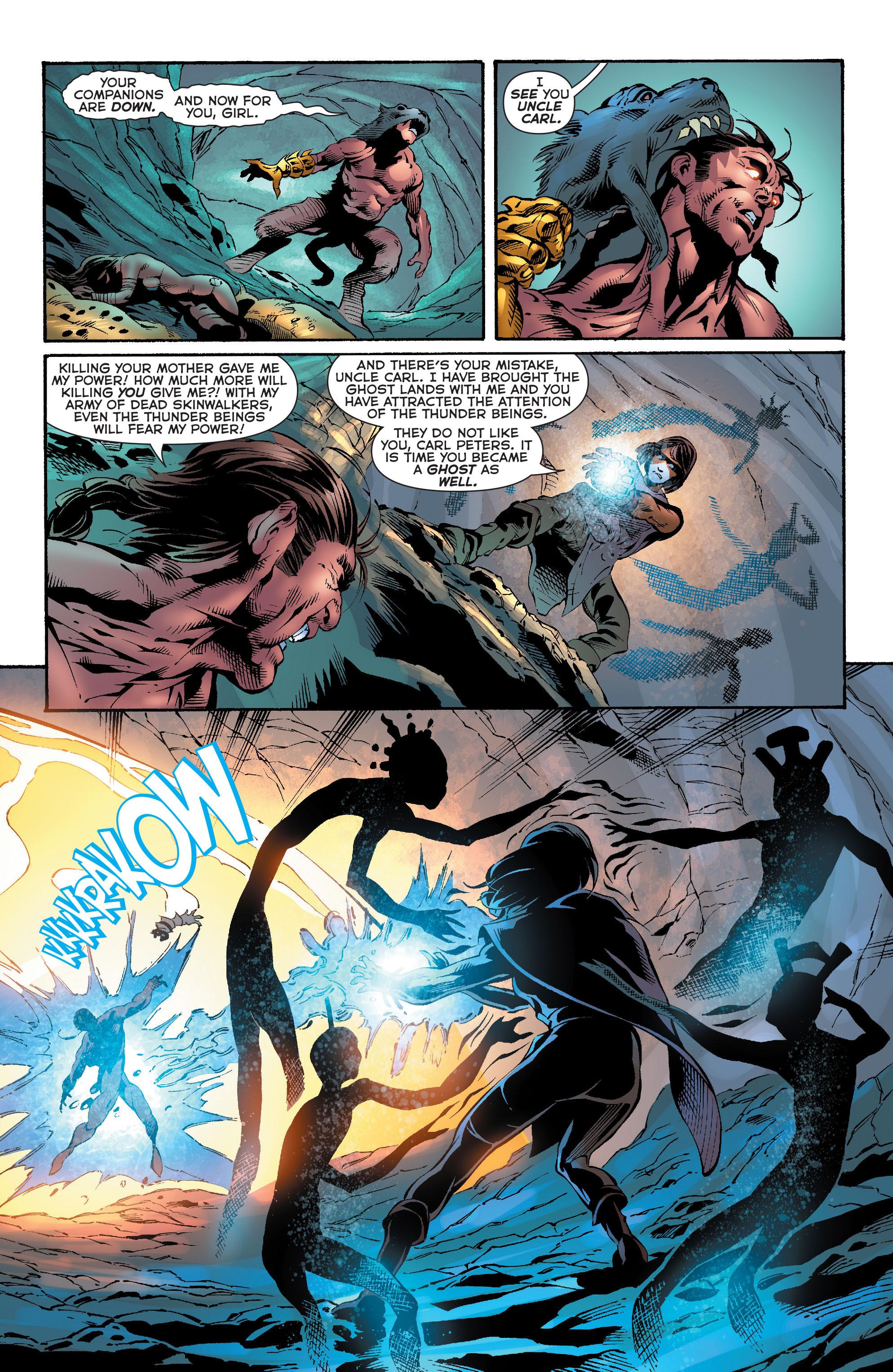 Read online Aquaman (2011) comic -  Issue #20 - 19