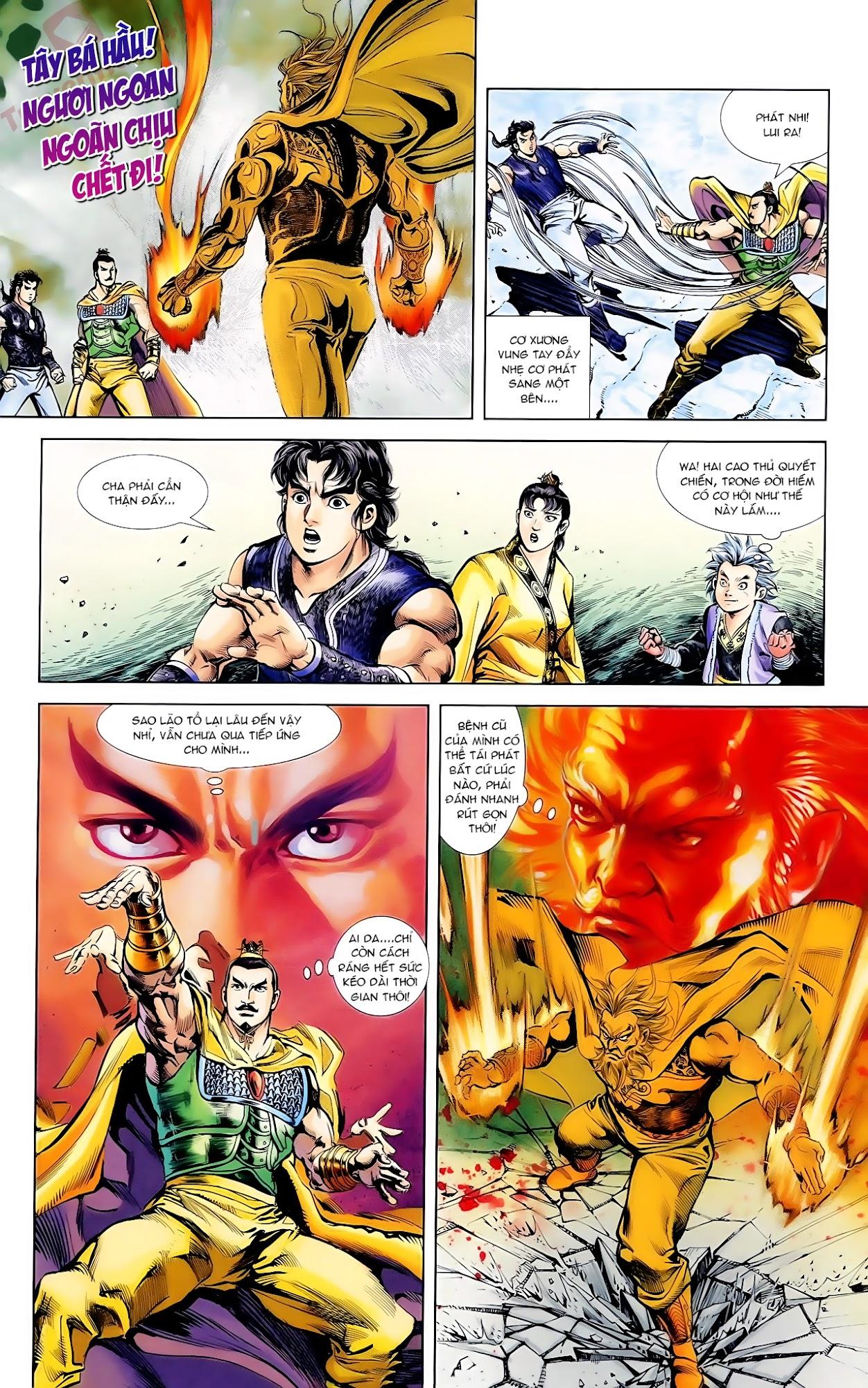 Cơ Phát Khai Chu Bản chapter 62 trang 18