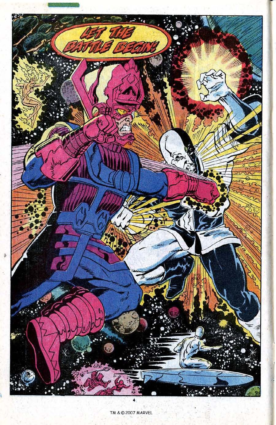Read online Silver Surfer (1987) comic -  Issue #18 - 6