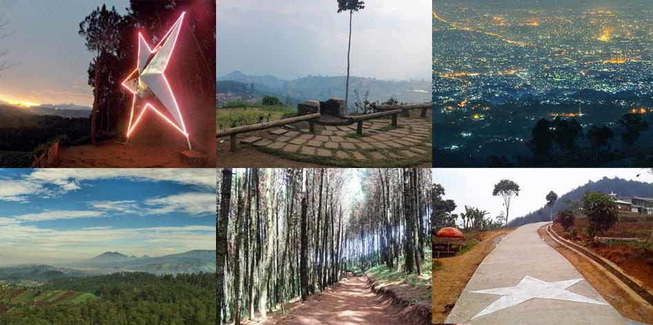 Puncak Bintang Padasuka Bandung