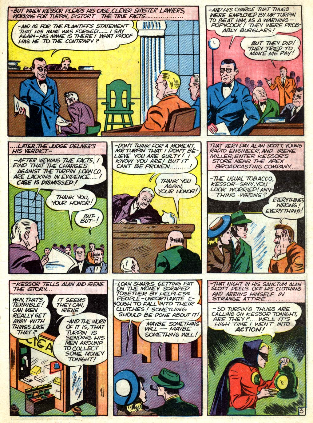 Read online All-American Comics (1939) comic -  Issue #26 - 5