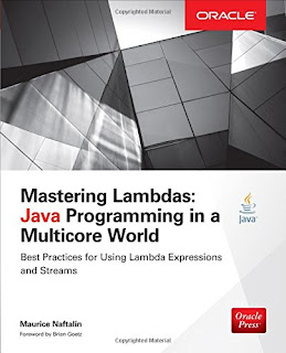 good book to learn Java 8