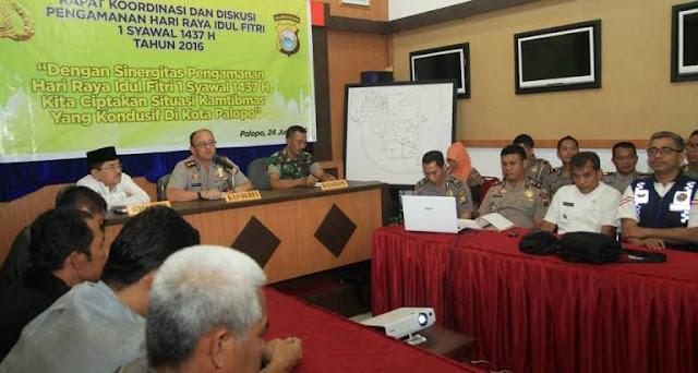 Ops Ramadniya Mulai 30 Juni, Polres Turunkan 214 Personel
