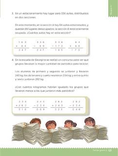 Apoyo Primaria Desafíos matemáticos 3ro Grado Bloque IV Lección 56 ¿Cuál de todas?