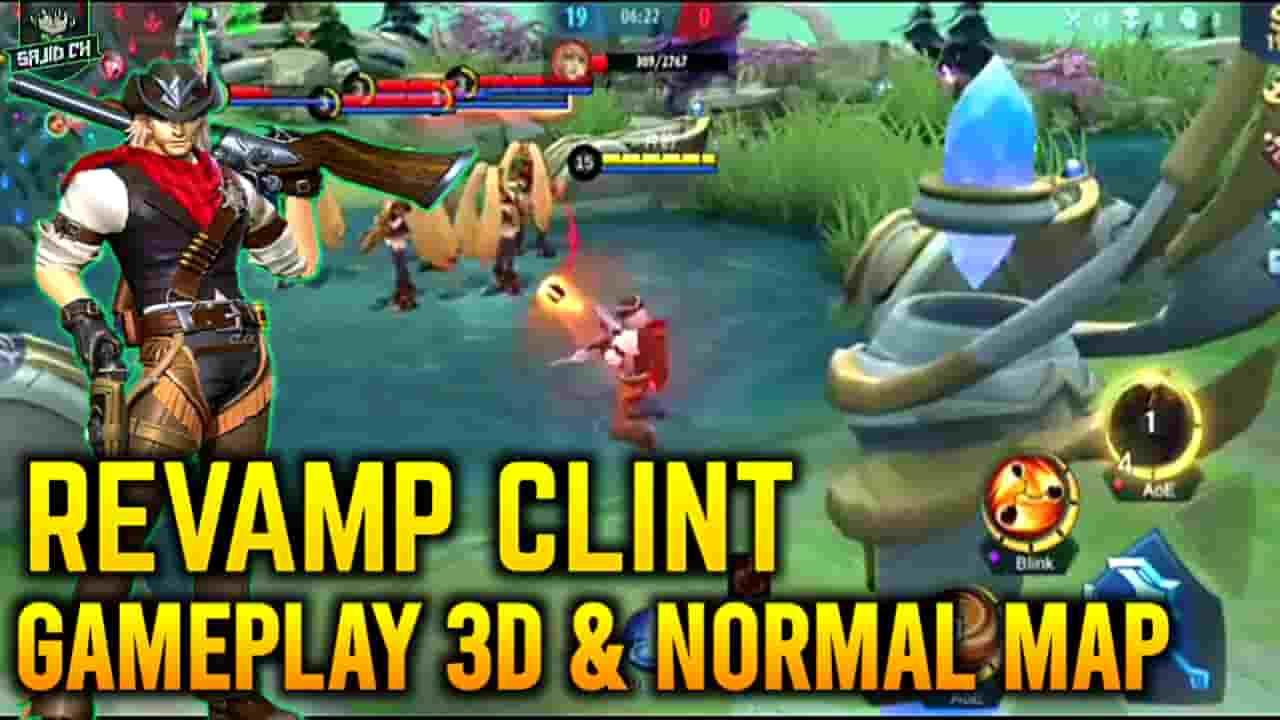 clint revamp, revamp clint, ml clint revamp, revamped clint gameplay