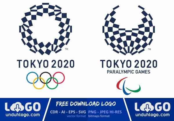 Logo Olimpiade 2020 Tokyo