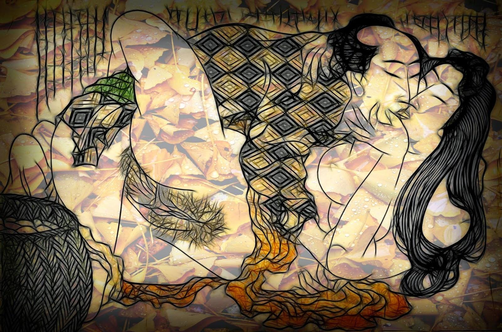 Japanese erotic art gallery