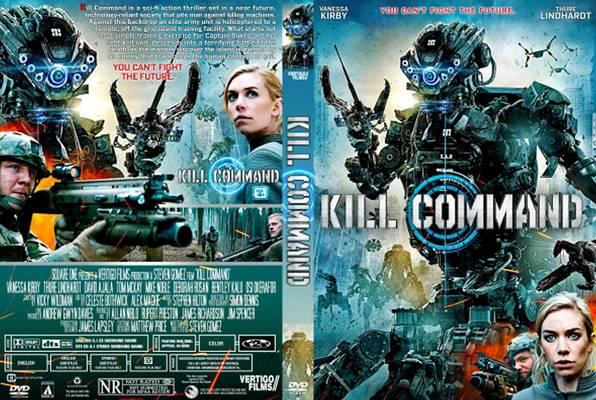 Movie Review: Kill Command