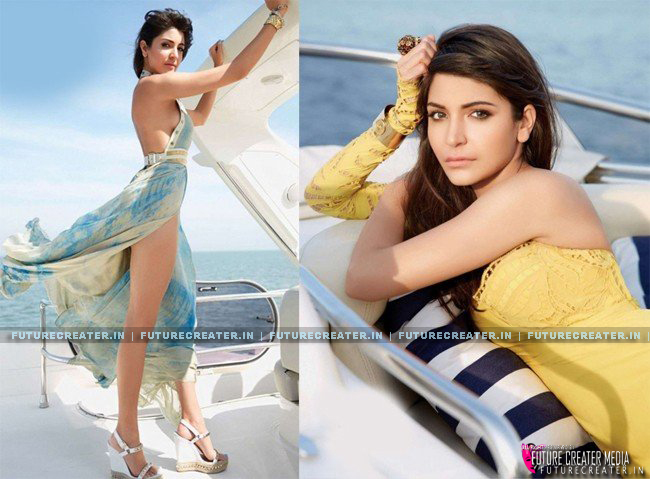 Anushka Sharma Spicy Photoshoot