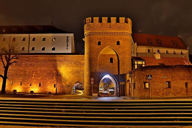 Toruń - Wycieczki szkolne