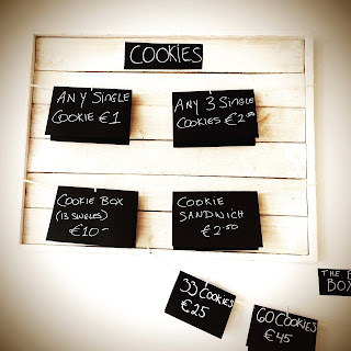 Dublin Cookie Co. Pricing