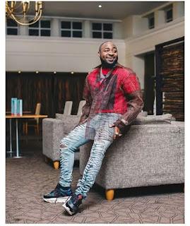 Singer Davido Rocks Chic Designer Wears