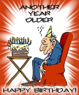 Lời chúc mừng sinh nhật từ người đi trước: Older Man