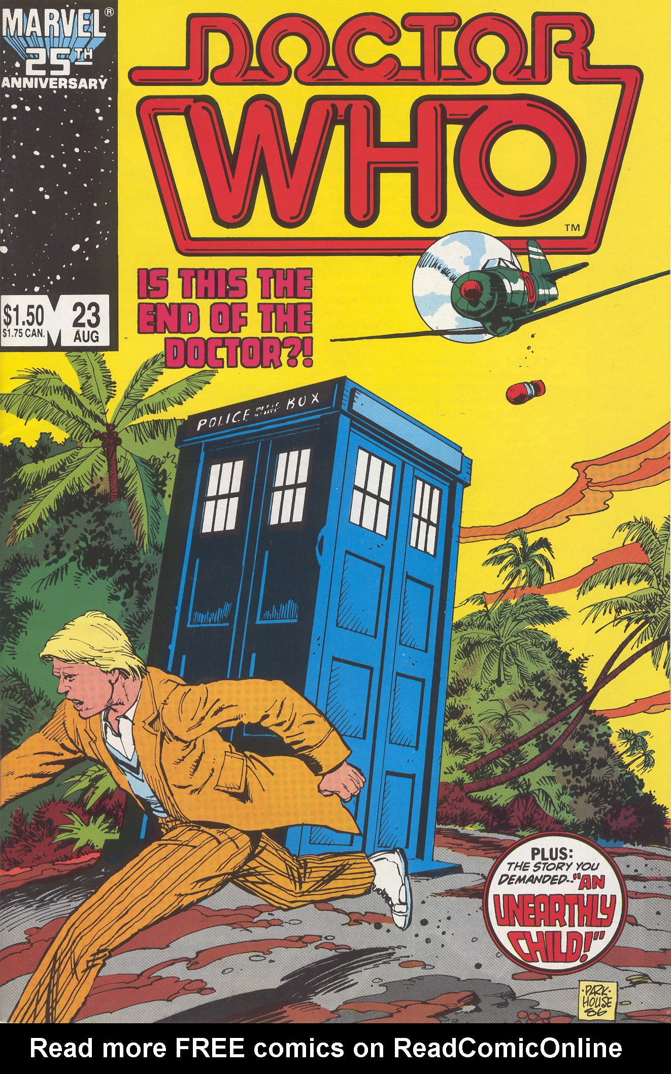 Doctor Who (1984) 23 Page 1