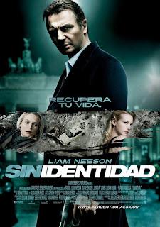 """Sin identidad"" (Jaume Collet-Serra, 2011)"