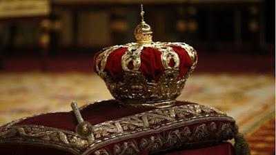 царские атрибуты власти