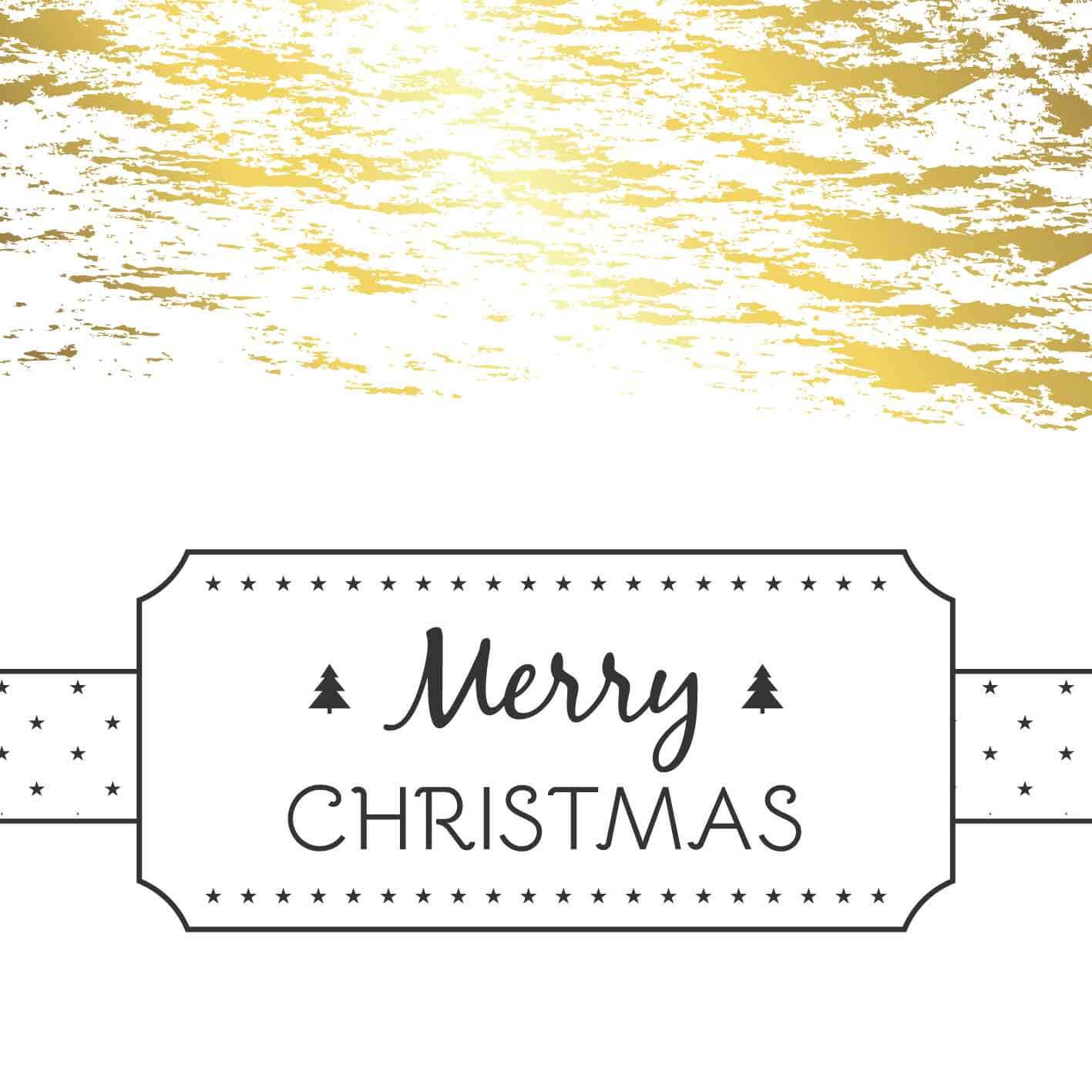 Printable Christmas Card Free Download