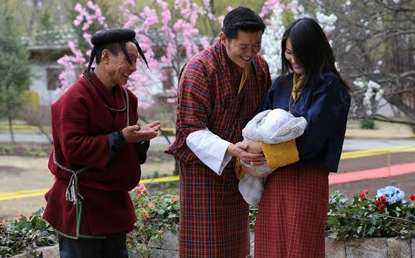 King Jigme Khesar Namgyel Wangchuck shared in his Facebook account new photos taken at Lingkana Palace