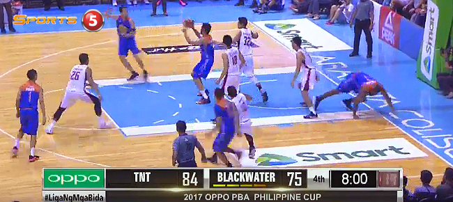 TNT KaTropa def. Blackwater, 99-92 (REPLAY VIDEO) December 2